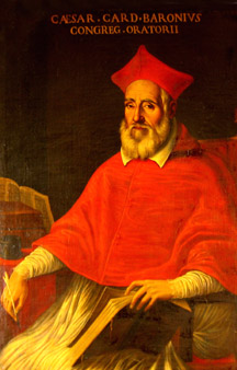 Cardinal Baronius
